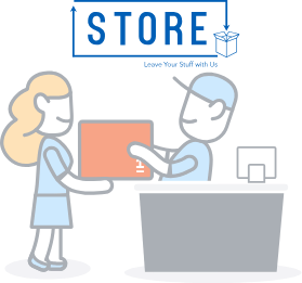 Storage - Free In Store Drop-off NYC