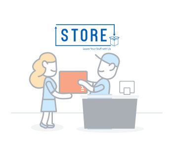 Bring Items for Storage to STORE NYC