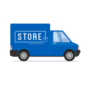 Storage Valet Pickup and Delivery